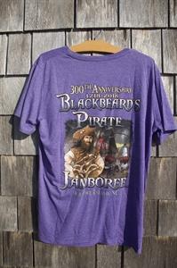 Picture of Women's Lightweight V-Neck T-shirt - Man Pirate Design
