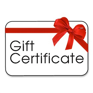 Picture of Chamber gift certificates