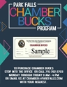 Picture of Park Falls Area Chamber Bucks