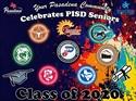 Picture of Pasadena ISD Senior 2020 Sign