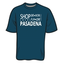 Picture of Shop Local T-Shirt - Navy