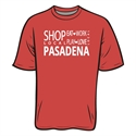 Picture of Shop Local T-Shirt - Red