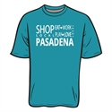 Picture of Shop Local T-Shirt - Teal