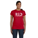 Picture of RED ShIrt Friday Women's T-Shirt