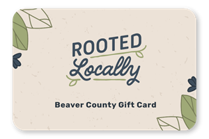 Picture of 1. Rooted Locally Gift Card Participating Merchant - Member