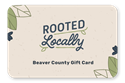 Picture of 2. Rooted Locally Gift Card Participating Merchant - Non-Member