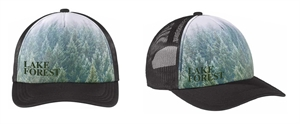 Picture of Photo Real Snapback Trucker Cap