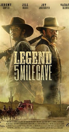 Picture of Legend of 5 Mile Cave DVD