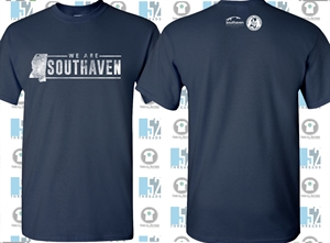 Picture of We Are Southaven T-Shirt - Navy