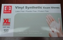Picture of Vinyl Gloves Xtra Large