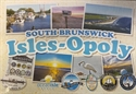 Picture of South Brunswick Isles Opoly Game