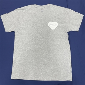 Picture of Short Sleeve Gray Tee 2021
