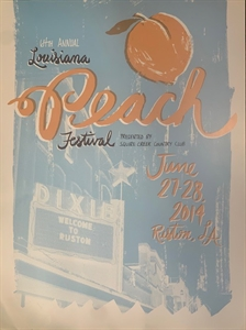 Picture of 2014 Poster, 64th Annual
