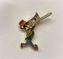 Picture of Mr. Toot Lapel Pin