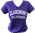 Picture of Women's Claremont T-Shirts