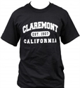 Picture of Men's Claremont T-Shirts