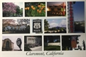 Picture of Postcard Claremont Views Collage