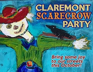 Picture of Claremont Scarecrow Party Donation