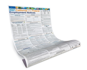 Picture of 2021 Employment Notices Poster