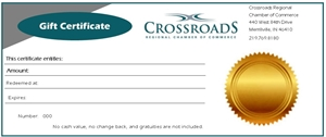 Picture of Gift Certificate