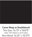 Picture of Front and Back Cover Wrap