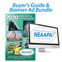 Picture of Full Page Ad and Membership DIrectory Category Page Banner Ad bundle