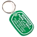 Picture of Standard Soft-Touch Key Fobs - 1 Sided