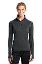 Picture of Ladies 1/2-Zip Pullover