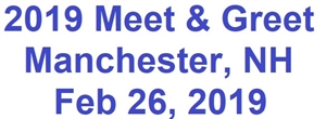 Picture of 2019 NEHPBA Meet & Greet Sponsorship - 02/26/19 - Manchester, NH - SOLD OUT!