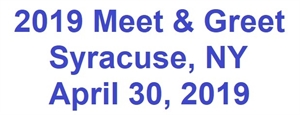 Picture of 2019 NEHPBA Meet & Greet Sponsorship - 04/30/19 - Syracuse, NY - SOLD OUT!