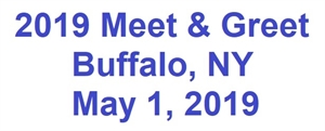 Picture of 2019 NEHPBA Meet & Greet Sponsorship - 05/01/19 - Buffalo, NY - SOLD OUT!
