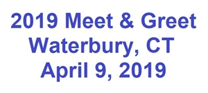 Picture of 2019 NEHPBA Meet & Greet Sponsorship - 04/09/19 - Waterbury, CT - SOLD OUT!