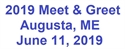 Picture of 2019 NEHPBA Meet & Greet Sponsorship - 06/11/19 - Augusta, ME - SOLD OUT!