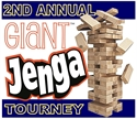 Picture of Giant Jenga Tourney Sponsor *SOLD OUT!*