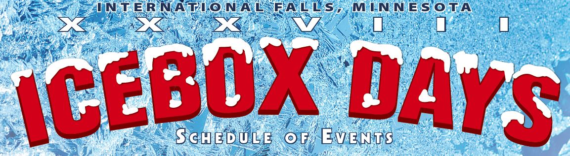 Icebox Days - Wacky Winter Festival, International Falls, MN