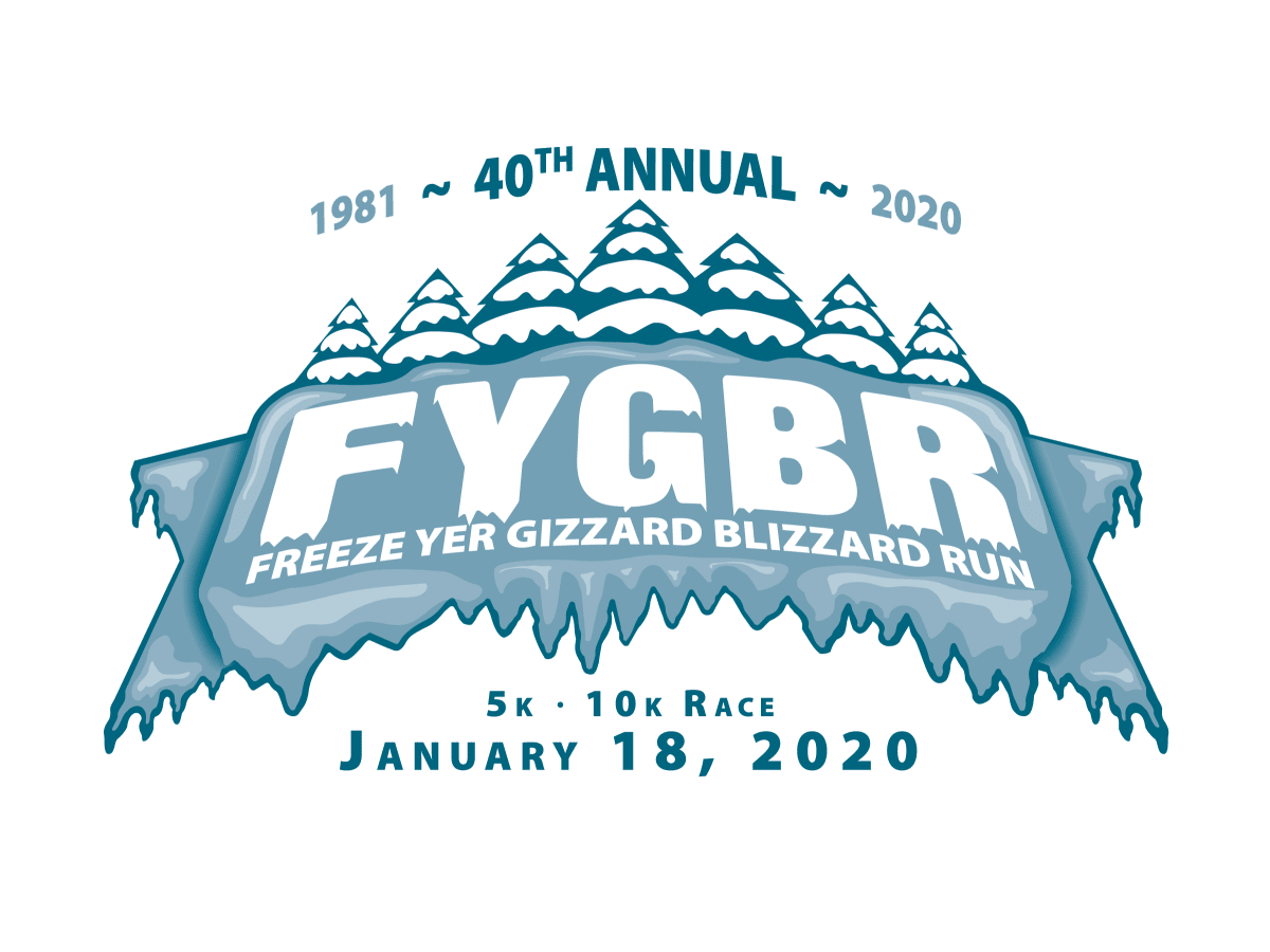 Freeze Yer Gizzard Blizzard Run Registration