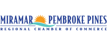 miramar pembroke pines regional chamber of commerce logo
