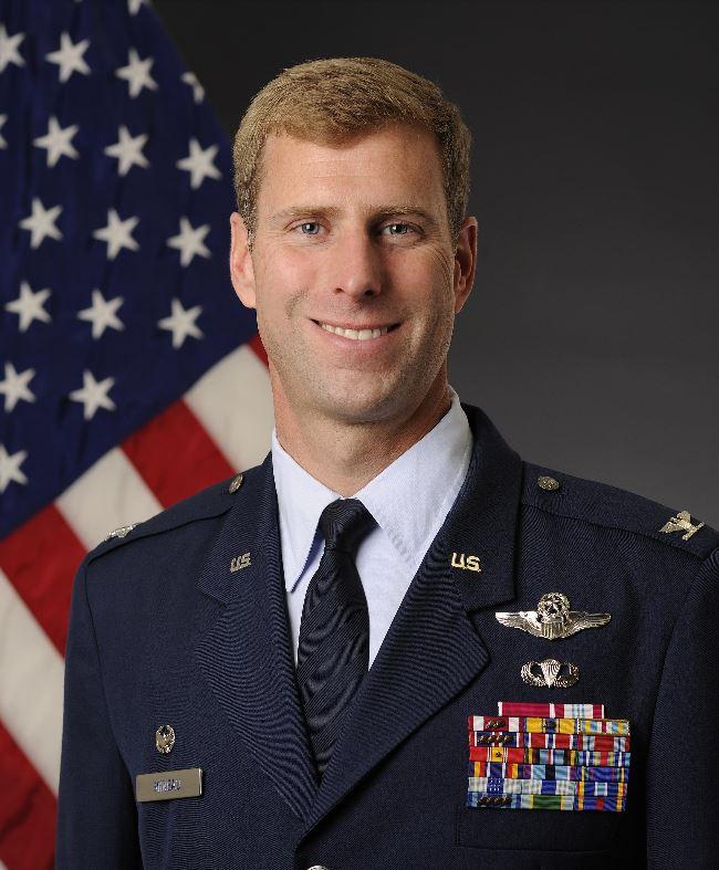 Colonel David Mineau