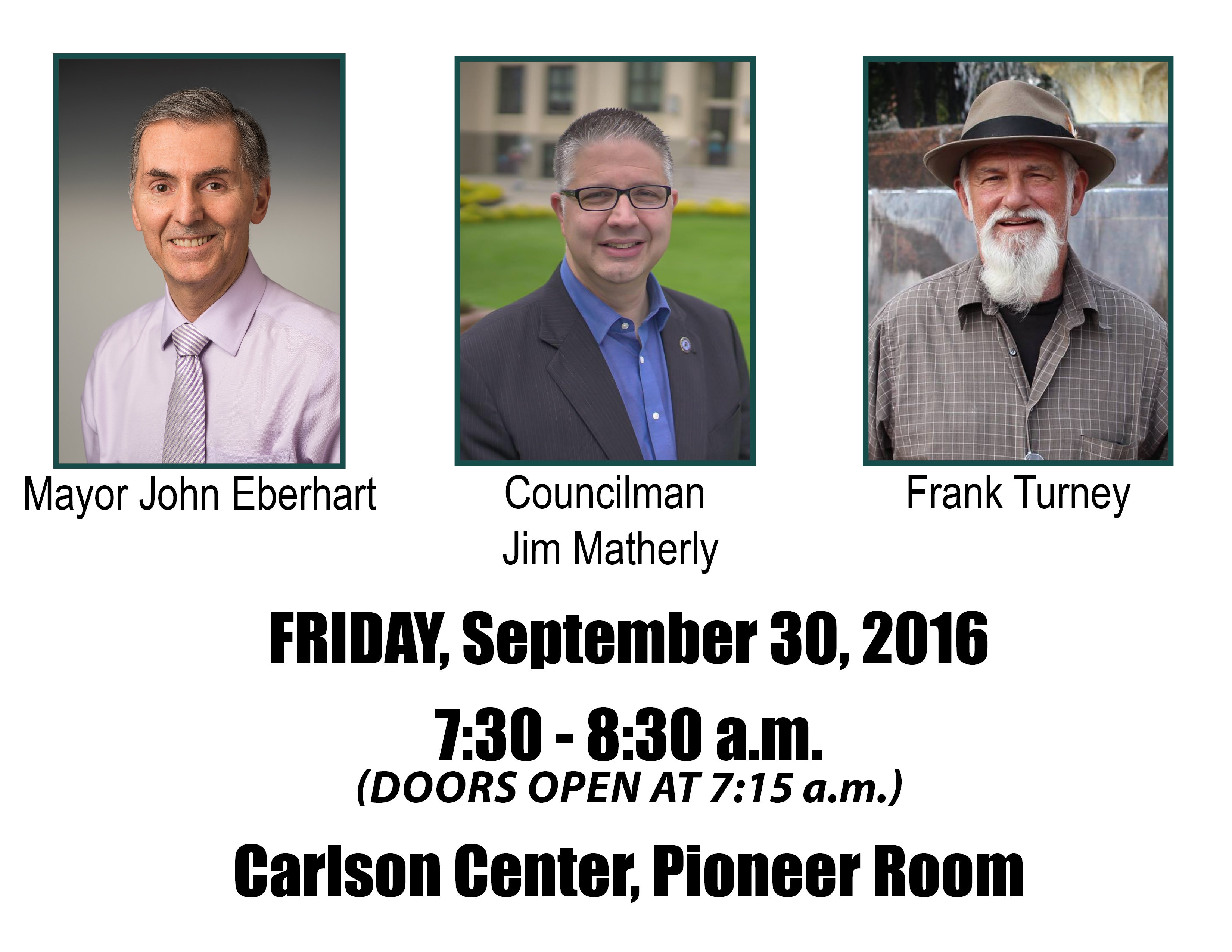 City of Fairbanks Mayoral Forum