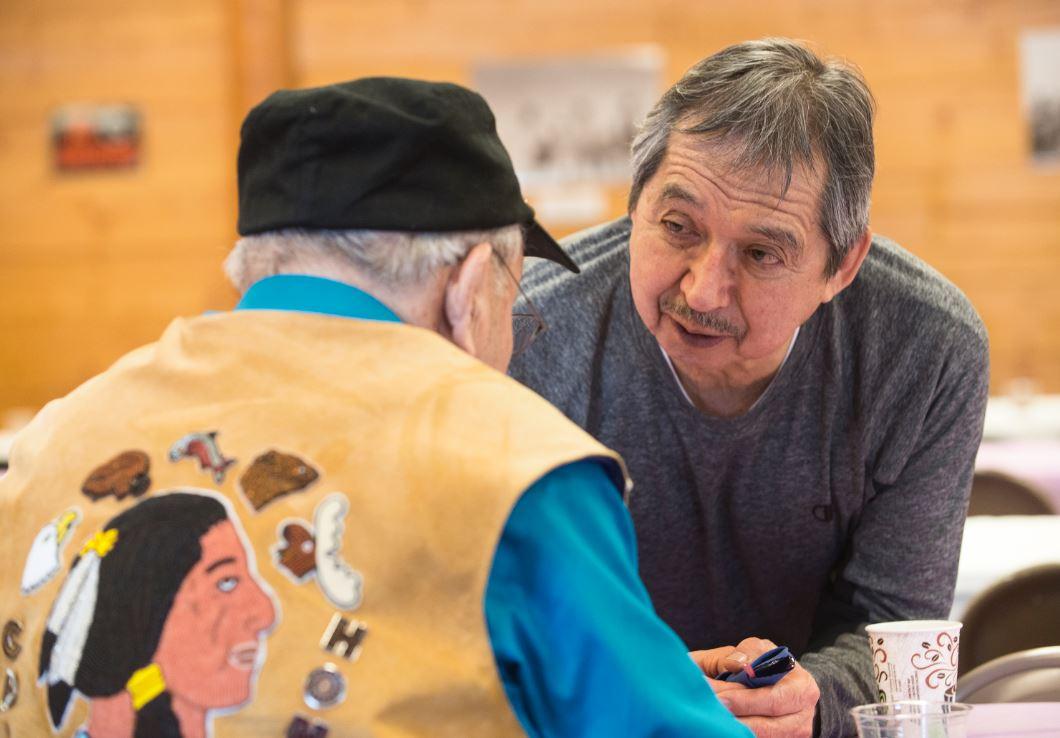 Tanana Chiefs Conference Reception - Greater Fairbanks