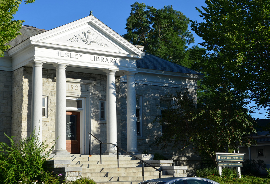Ilsley Public Library Middlebury Vermont