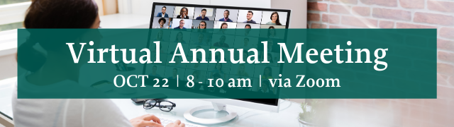 Addison County Chamber of Commerce Virtual Annual Meeting October 22, 2020