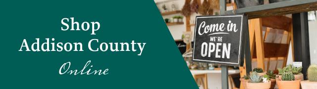 shop online Addison County, Vermont