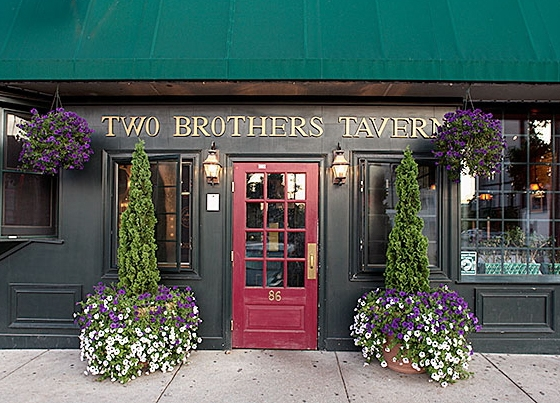 Two Brothers Tavern, Middlebury