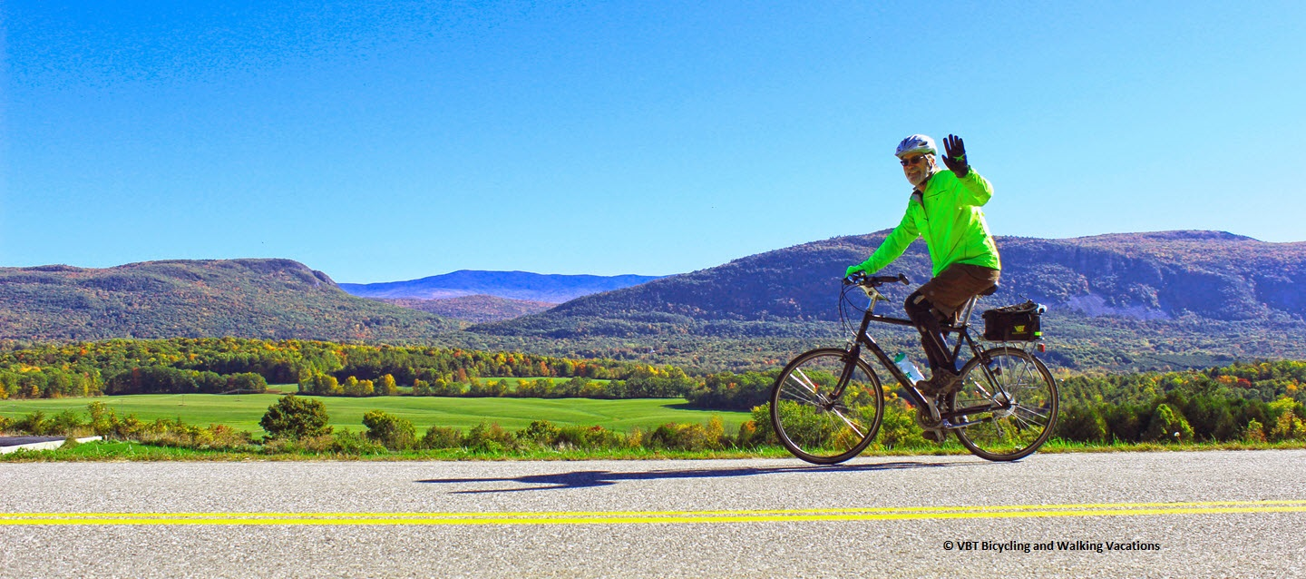 Vermont Bicycle and Walking Tours