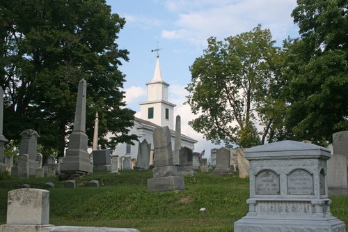 Cornwall, Vermont cemetery