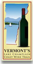 Vermont's Lake Champlain Coast Wine Trail
