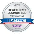 Addison County Among Healthiest Counties in the U.S.
