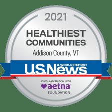 2021 Healthiest Communities Addison County, VT