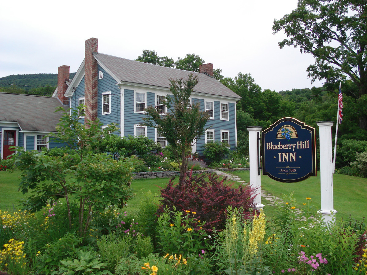 Blueberry Hill Inn, Goshen, Vermont